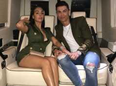 georgina-rodriguez-ronaldo-aereo