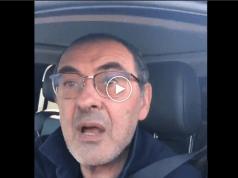 sarri-tifoso-continassa-auto