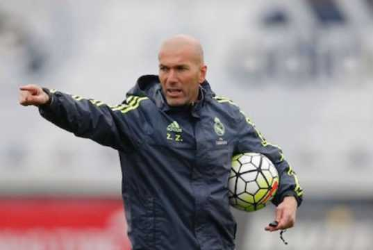 zidane-allenamento-real-madrid