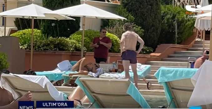 Sportitalia - Raiola in piscina con Nedved, ecco la foto